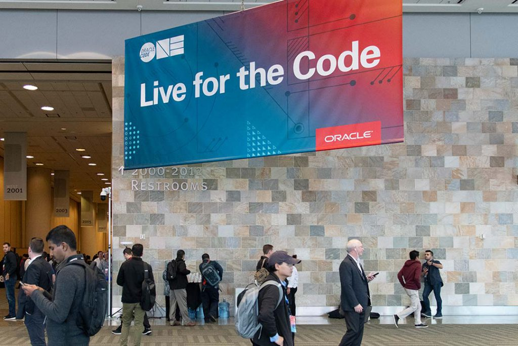 Oracle Code One