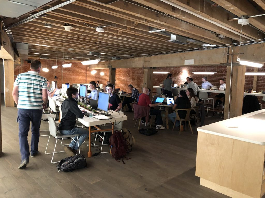 GitHub workspace