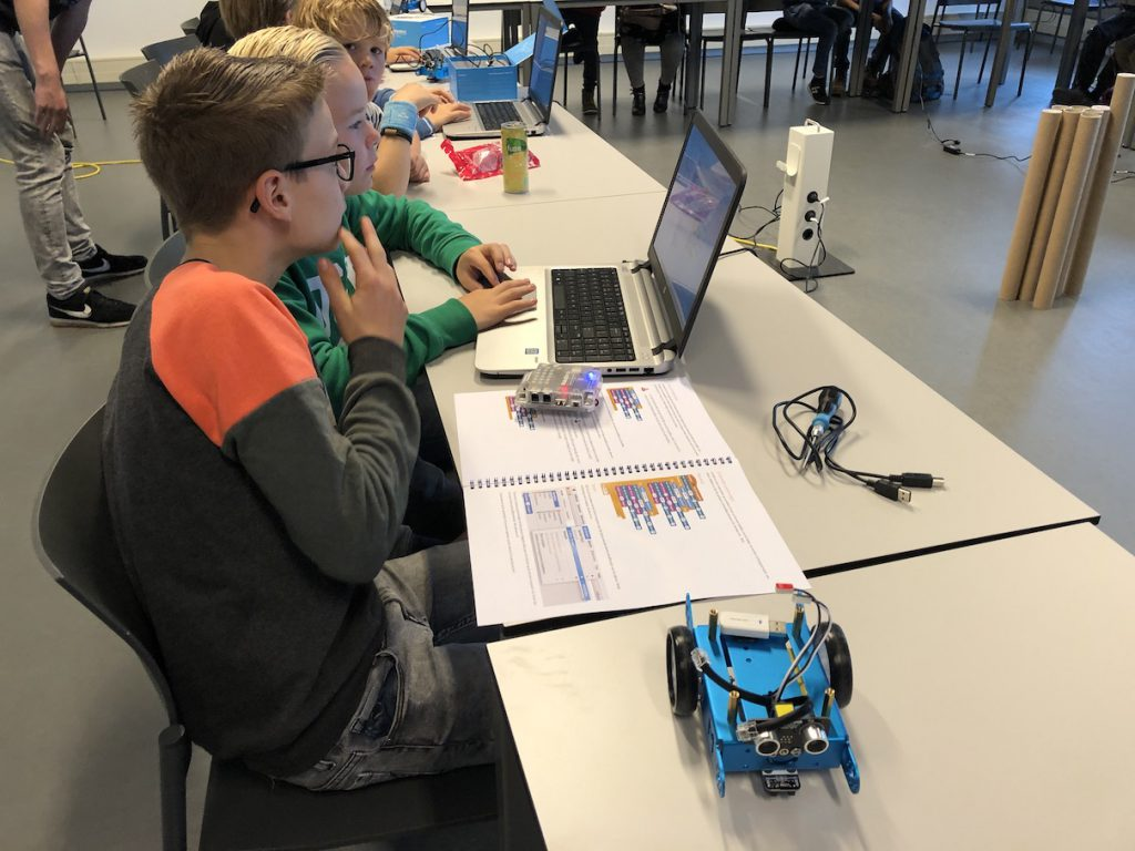 mBot workshop